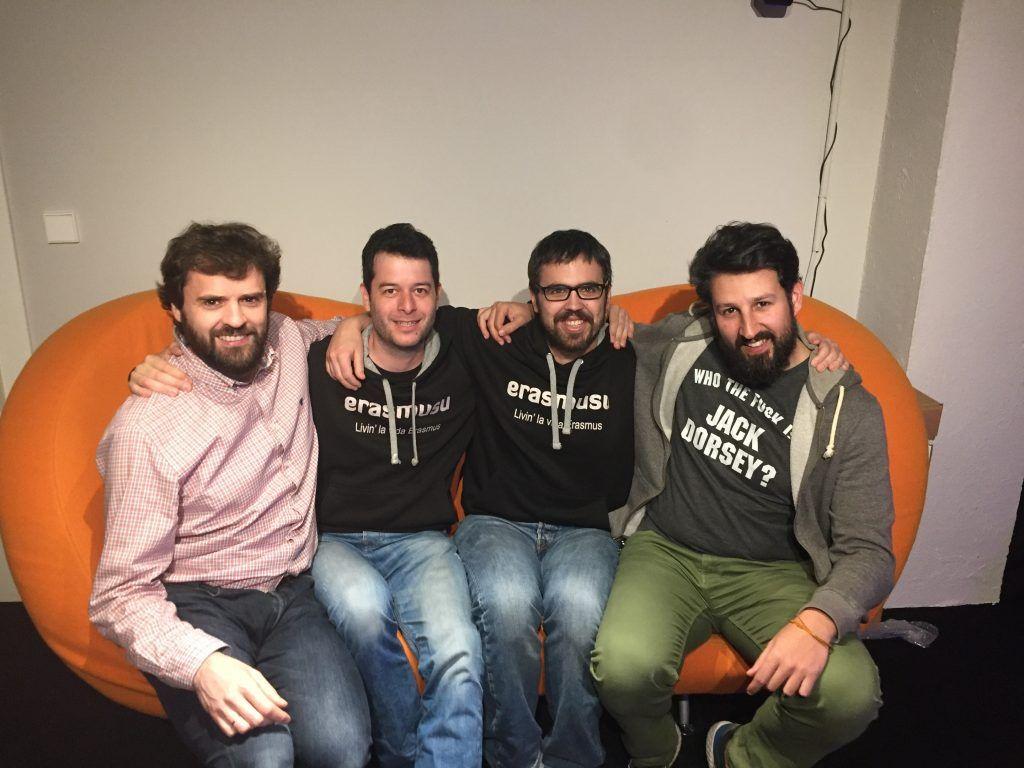 Erasmusu en Mas que Startups
