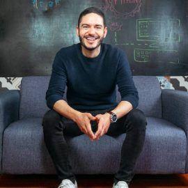 oscar giraldo en mas que startups